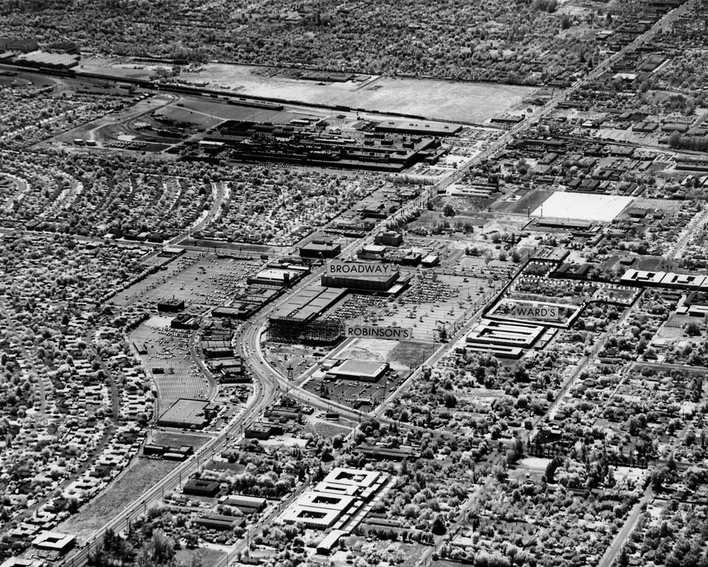 Panorama City Shopping Center 1960