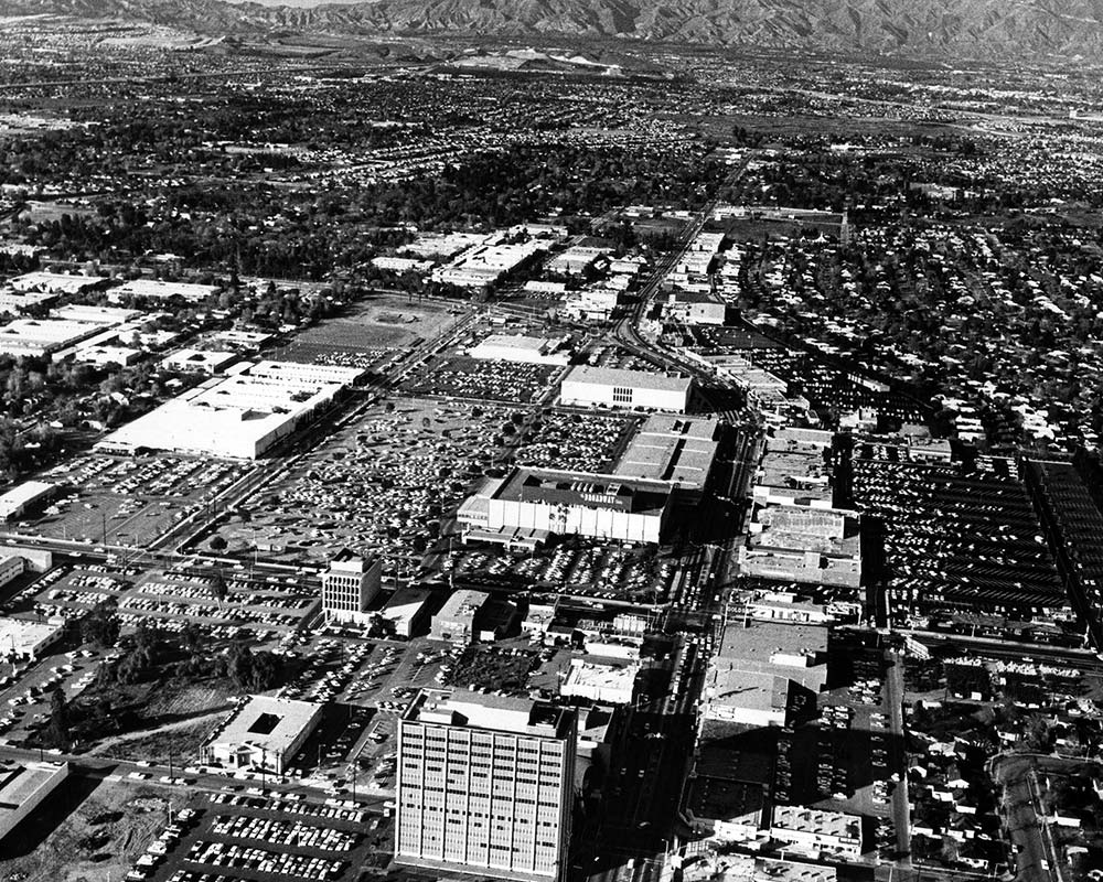 Panorama City Shopping Center 1964